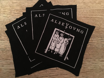"Alseyoung ""Hanging Ladies"" Patch main photo"