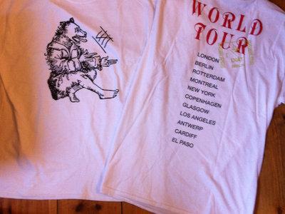 DIÄT - WORLD TOUR SHIRT main photo