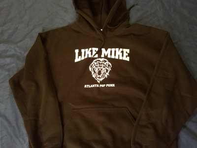 Lion Hooded Sweatshirt - BLACK main photo
