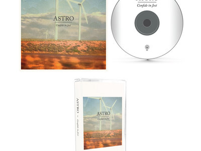Ltd. Edition Cassette + CD Bundle main photo