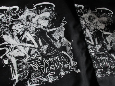 Dreampipe Vermin Back Patch main photo