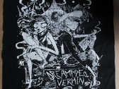 Dreampipe Vermin Back Patch photo