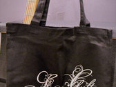 Sleepers' Guilt Tote Bag photo