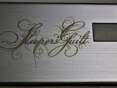 Sleepers' Guilt USB Flash Drive with full discography and more content main photo