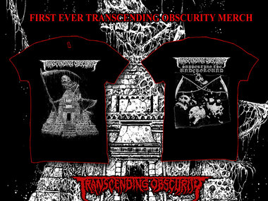 First Ever Transcending Obscurity T-shirt main photo
