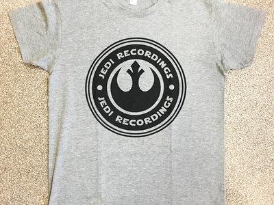 Jedi Recordings T-Shirt (Grey) main photo