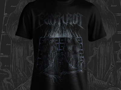 Black Tears design - Size S only main photo