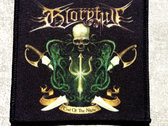 "GLORYFUL CD ""End Of The Night"" + Patch 10 x 10cm photo"