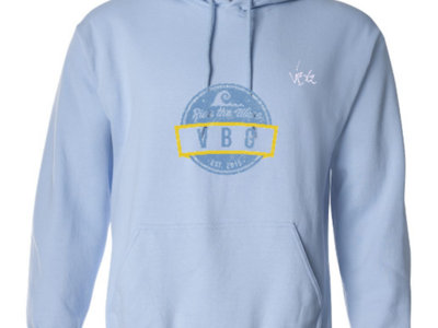 [PRE-ORDER] VBG Hoodie (Light Blue) main photo