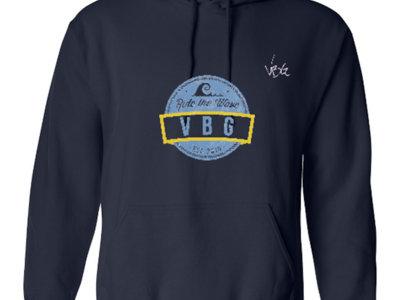[PRE-ORDER] VBG Hoodie (Navy Blue) main photo