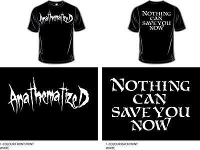AnathematizeD Black and White Logo T main photo