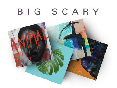 Combo: Big Scary Vinyl Starter Pack main photo
