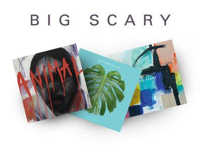 Combo: Big Scary CD Starter Pack main photo