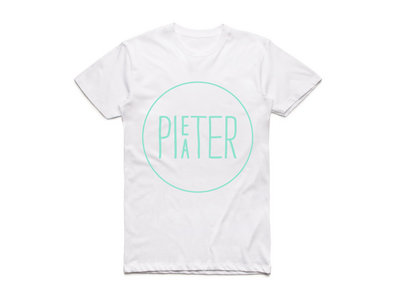 Pieater Large Logo - White main photo
