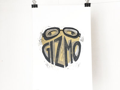 Gizmo Logo Print Limited Edition main photo