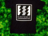 Electronic Emergencies logo T-shirt photo