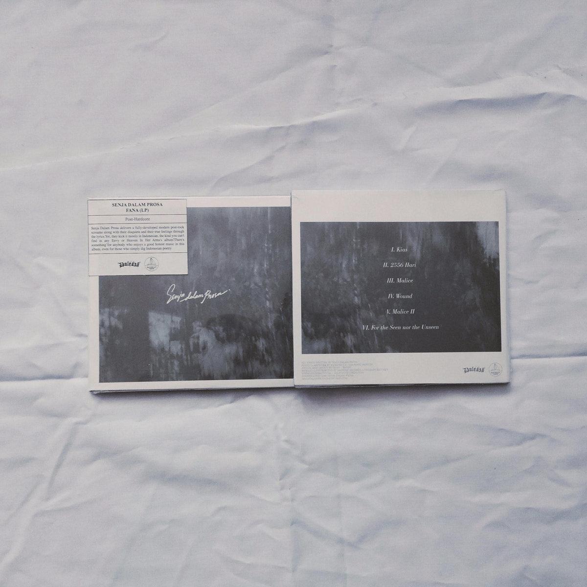 Senja Dalam Prosa - Fana LP | Sailboat Records