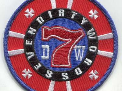 7DW Poker Chip Patch main photo
