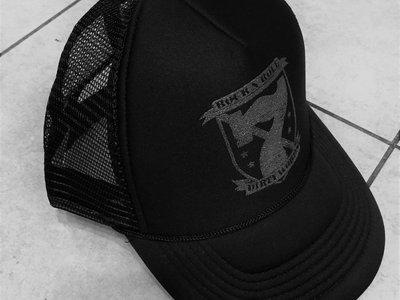 7DW Shield Trucker Hat main photo