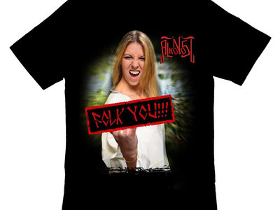 """Folk You!!!"" T-shirts main photo"