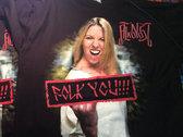 """Folk You!!!"" T-shirts photo"