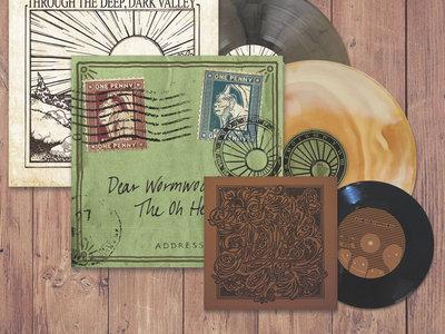 VINYL BUNDLE: Dear Wormwood, Through The Deep Dark Valley, The Oh Hellos EP main photo