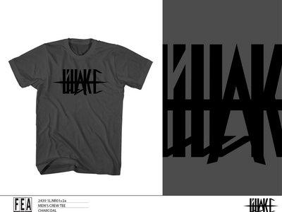 LILLAKE Mens T-Shirt - Grey *Limited* main photo