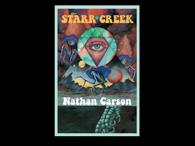 Starr Creek by Nathan Carson - Signed by the Author! - $15 main photo