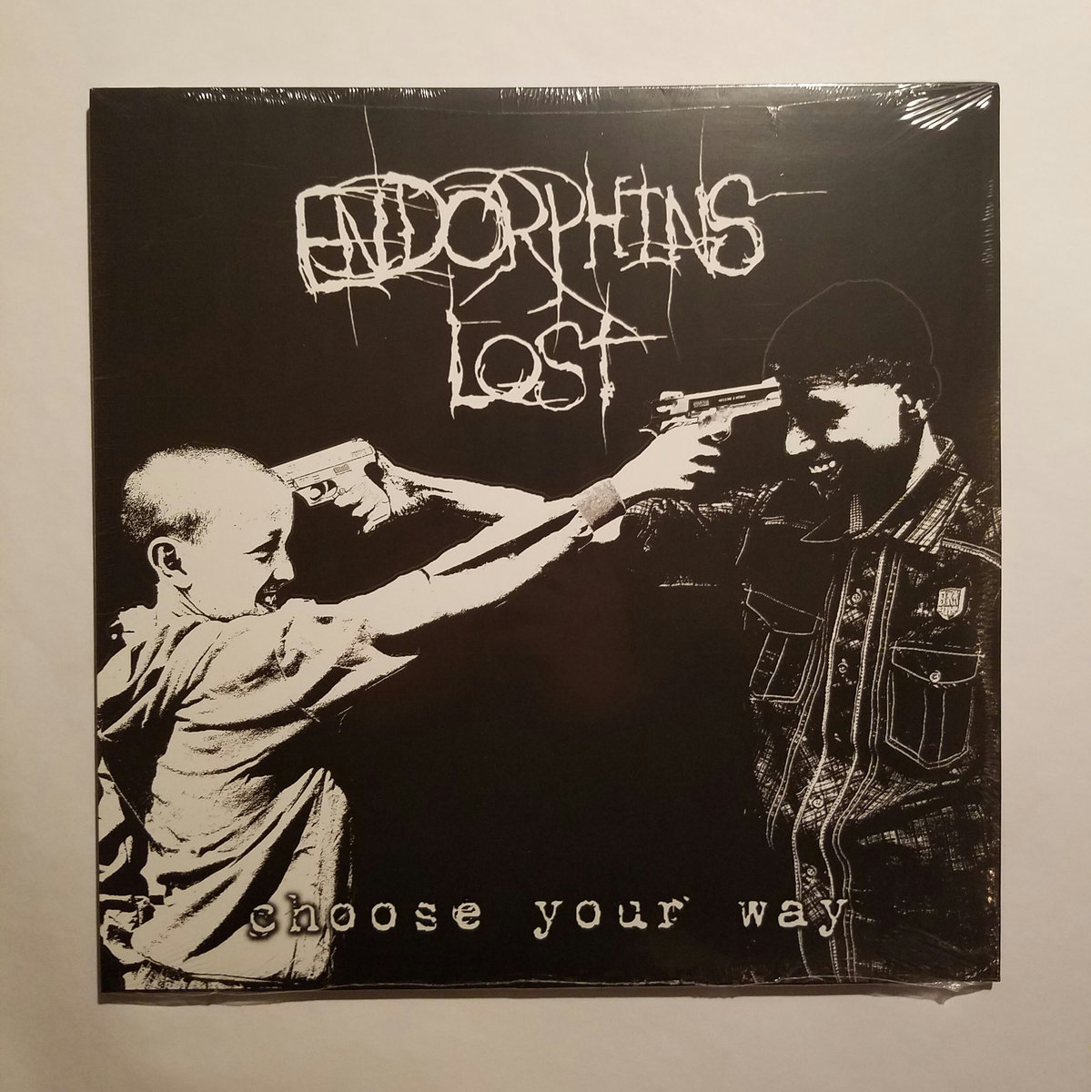 Choose your way endorphins lost includes unlimited streaming of choose your way via the free bandcamp app plus high quality download in mp3 flac and more malvernweather Choice Image