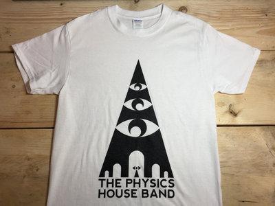 Pyramid Logo T-Shirt (White) main photo