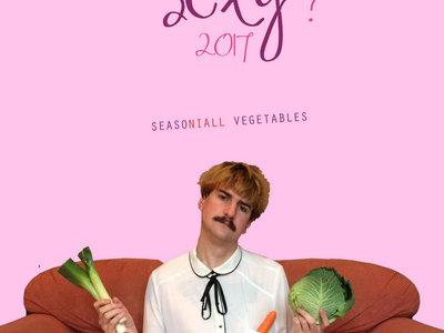 Now What Do I Call Sexy? 2017 Calendar main photo
