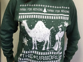 Thanx for Nothing Christmas Camel Turd Pullover - Super High Quality photo