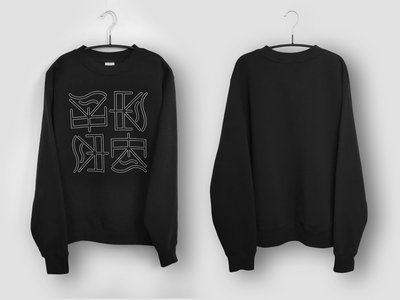 Ekster logo sweater main photo