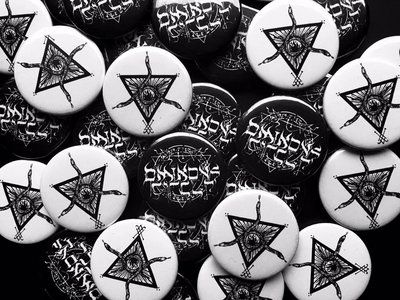 100 Pins for your Band / Brand - 25mm main photo