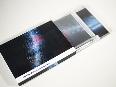 Limited edition of 20 copies made by hand that include: a postcard, a sticker and a star map, which is printed in a transparency sheet and safe-kept in a tube. main photo