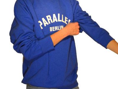 Sweatshirt _ Royal Blue (unisex) main photo