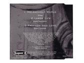 'Melancholy World' CD single photo