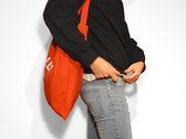 Tote Bag _ Red photo