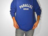 Sweatshirt _ Royal Blue (unisex) photo