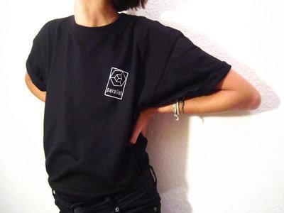 T-Shirt _ Small Logo _ Black (unisex) main photo