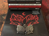 LEVIATHAN 5CD Box Set & Metal Pin - Limited Press photo
