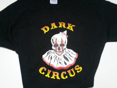 Clown design T-shirt main photo