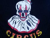 Clown design T-shirt photo