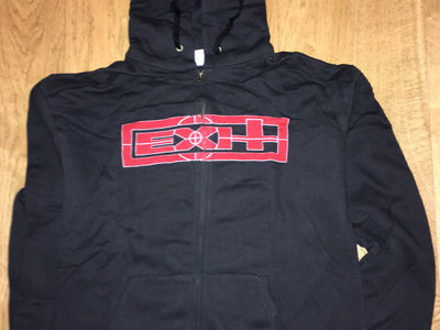 "Hoodie ""Face The Enemy"" main photo"