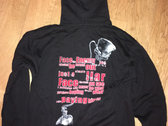 "Hoodie ""Face The Enemy"" photo"
