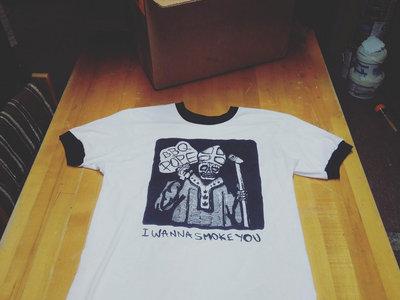 Skull Pope Design T-Shirt main photo