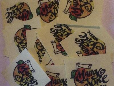 Mango Juice Sticker Pack main photo