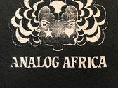 "Analog Africa Men T-Shirt - ""Discharge-Bleach"" Technique photo"