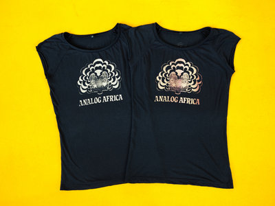 Analog Africa Women T-Shirt - Screen Printed - Limited Serie main photo