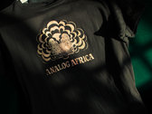 Analog Africa Women T-Shirt - Screen Printed - Limited Serie photo